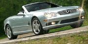 MERCEDES-BENZ SLK55 2005 AMG