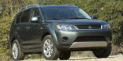 Mitsubishi Outlander 2008 LS 2WD